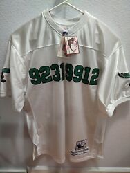 Nwt Mitchell And Ness Nfl Philadelphia Eagles Players Of The Century, Sz 52