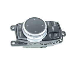 7 Button Multi-media Audio Gps I-drive Control Switch 65829350724 For Bmw