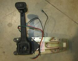 Volvo Penta Oem Morse Style Boat Control Box Parts Handle And Trim Switch