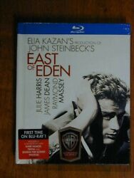 East Of Eden 1955 Blu Ray 2013 W Digibook Format New Sealed James Dean Classic