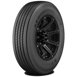 4-295/75r22.5 Kelly Armorsteel Lhs 144/141l G/14 Ply Bsw Tires