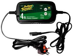 Battery Tender Power Tender Dual Selectable 4a Battery Charger