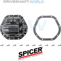 Nodular Iron Differential Cover For Dana 44 Axle - Genuine Spicer 10023536