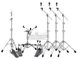 Dw 9000 And Mdd Hardware Pack With Double Chain Drive Pedal