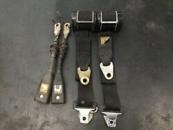 Aircooled Type 1 Front Retractable Seat Belt Set 72-79 67