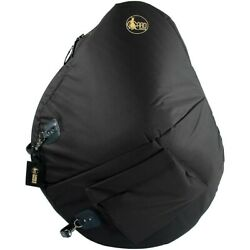 Gard Mid Suspension Sousaphone Gig Bag 71 MSK Black Synthetic w Leather Trim $229.99