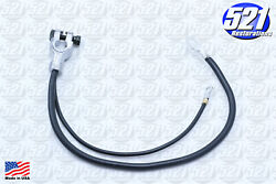 Negative Battery Cable Concours 426 Hemi Fit 70 71 Cuda Challenger Charger Gtx