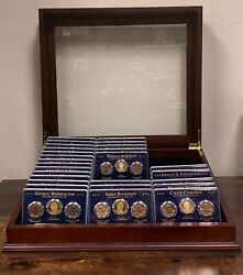 Us Mint Presidential Coins 27 Dollar Coin Sets In Display Box