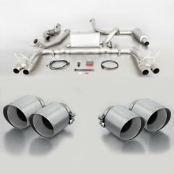 Exhaust Complete Remus Honda Civic 2.0l Turbo Gt 228 Buying From