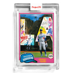 Topps Project 70 Card 146 - 1981 Mookie Betts By Ces