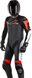 Alpinestars Challenger V2 1 Piece Leather Suit 3150617-1231-54