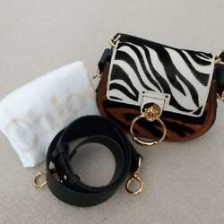 Tess Zebra Bag