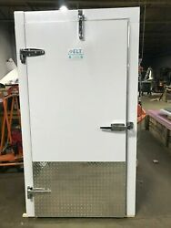 Walk In Cooler Replacement Door 47andrdquox 84 Andldquo Prehung With Plug Frame