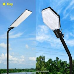 100w 300w Commercial Led Street Light Outdoor Garden Yard Road Security Lamp