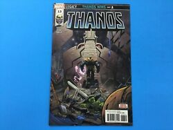 Thanos Comic 13 1st Print Variant 1st Appearance Cosmic Ghost Rider Unread