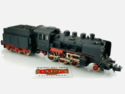Ibertren 3n 013 - Steam Locomotive With Charcoal Tender - Without Original Box