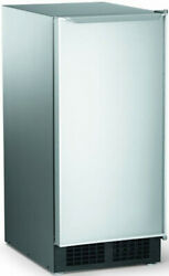Scotsman 15 Legacy Stainless Steel Undercounter Gourmet Ice Machine Dce33pa1ssd