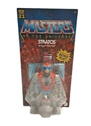 Mattel Masters Of The Universe Origins Stratos Action Figure Motu New Unpunched
