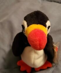 Puffer The Penguin ,first Edition With P.v.c. Pellets