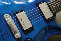 Paul Reed Smith Prs Mccarty Royal Blue 1999 Make 3.68kg Coil Tap