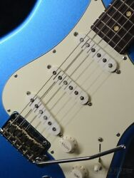 Suhr Regular Imports Classic Pro -lake Placid Blue-2015used High-end Floor Stock