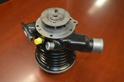 Water Pump For Mercedes 600 W100 5 Grooved Pulley