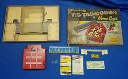 Tic Tac Dough Transogram Toys And Games Category Group A Home Quiz 3865 398