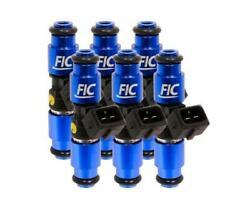 Fuel Injector Clinic 1650cc Fuel Inject Set High-z For Fic Toyota Supra 2jz-gte