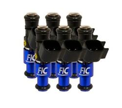 Fuel Injector Clinic 1440cc Turbo Fuel Injector Set High-z For Fic Porsche 996
