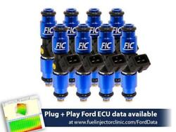 Fuel Injector Clinic 1200cc Fic Fuel Injector Set For Ford Raptor 2010-2014