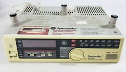 Ge Spacemaker Am-fm Radio7-4232a Under Cabinet Radio Appliance Outlet Tested