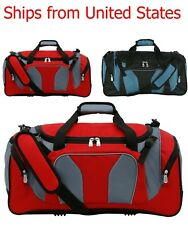 22 Duffle Shoulder Bag Tote Travel Equipment Flight Carry On Luggage Gym Sport