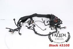 2011 Harley Street Glide Touring Main Wiring Harness For Efi W/ Abs 70127-10a