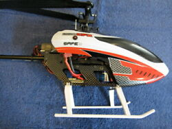 Blade 250cfx Rc Helicopter Excellent Cond. Xtra Parts Ships Free To Us Only