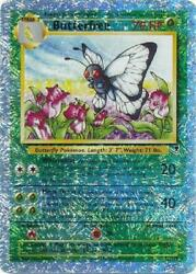 Butterfree - 21/110 - Rare Reverse Holo Pl Legendary Collection 2gq