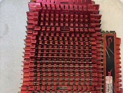 Lot Of G.skill 25x4gb 100gb Ddr3 Pc3-10600 240-pin Non Ecc Low Density Desktop