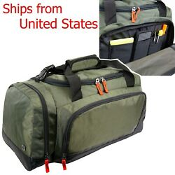 20 Duffle Shoulder Bag Tote Travel Equipment Flight Carry On Luggage Gym Sport