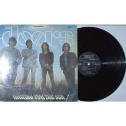 The Doors Waiting For The Sun Italy 1968 Original Lp On Vedette Lbl Unique Gf Ps