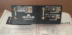 Genuine Aifab Gemini Trip-counter - Rally - Works - Also Sold By Speedwell