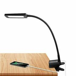 Trond Halo C Task Lamp Eye-care Led Clamp Table Light 11w 5 Adjustable Color