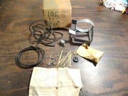 Nos 1958 Chevy Truck Apache Cameo Windshield Washer Kit Parts 987824 Gm T383