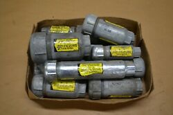 Large Lot O-z Gedney Ax And Aj Series Expansion Couplers