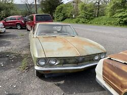 1969 Chevrolet Corvair. Local Pickup Only. Pay In Person. Bad Engine. Automatic