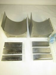X2 Fritsch Fixed Knife Sets Tungsten Carbide For Pulverisette 19 And X2 Sieves