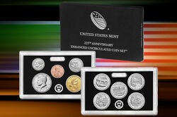 Wholesale 18 2017-s Us Mint 225th Anniversary Uncirculated Enhanced 10 Coin Set