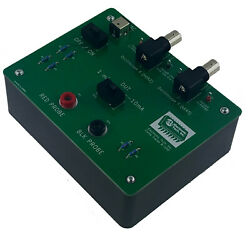 Curve Tracer Tester - Includes Bnc Connector Power Adapter And Two Grabbers