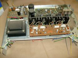 Pioneer Sx-636 Stereo Receiver Tuner - Original Chassis With Transformer