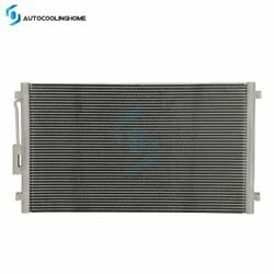 A/c Ac Condenser Car Unit For 2001 02 03 2004 Chrysler Town And Country Aluminum