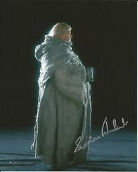 Hand Signed 8x10 Colour Photo Simon Fisher Becker In Harry Potter + My Coa
