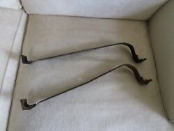 1957 To 1960 Ford F100 To F800 Gas Tank Tank Straps Set Of 2